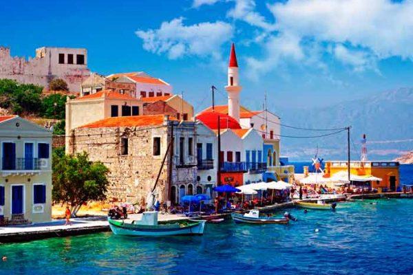 Недорогой тур в Грецию
