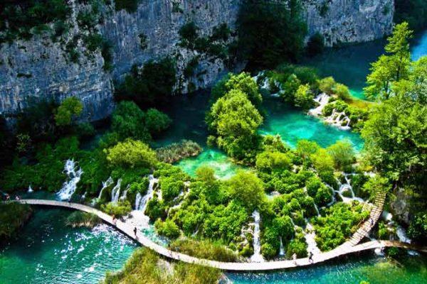 Плитвицкие озера или чем гордится Хорватия