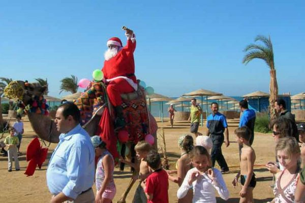 Новый год в Египте