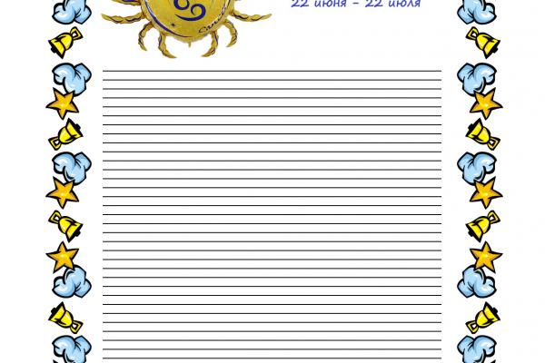 Доклад о знаках зодиака.